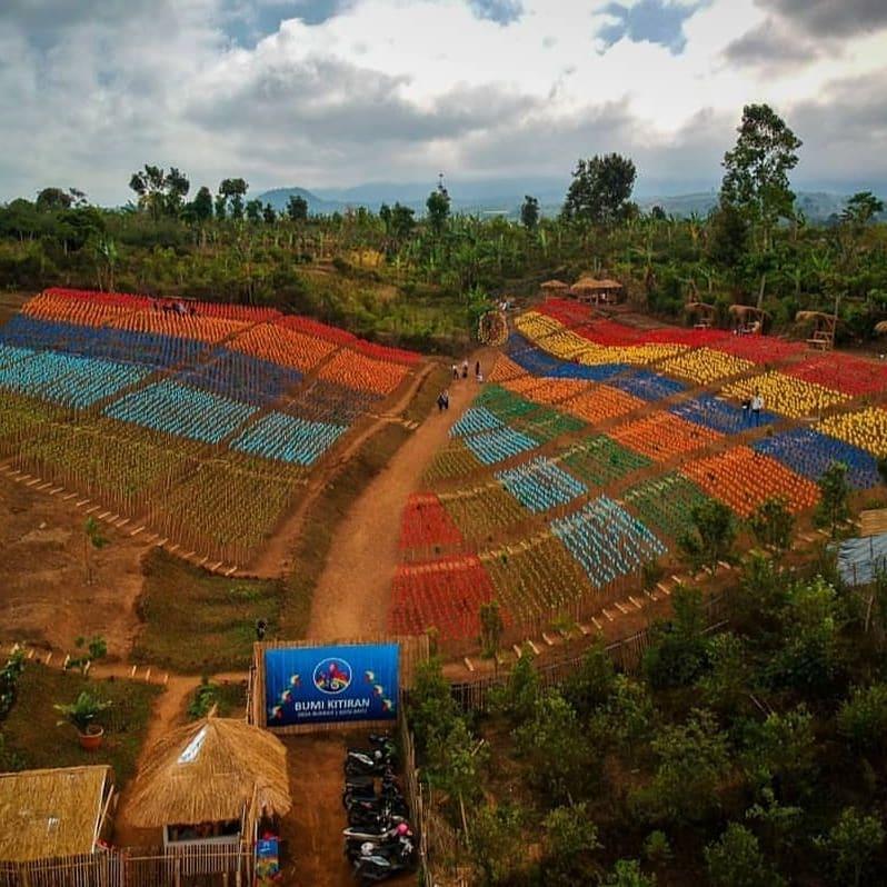 Bumi Kitiran Bumiaji Destinasi Wisata Baru Di Batu Malang