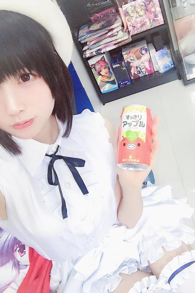 Cosplay Megumi Katou (Saenai Heroine no Sodatekata) cute kawaii