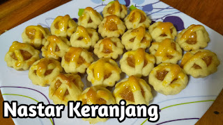 kue kering nastar keranjang nanas