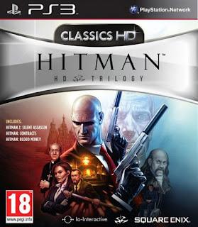 Hitman HD Trilogy PS3 Torrent