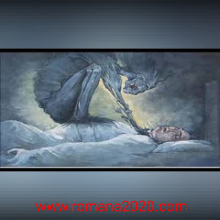 بوغطاط - شلل النوم- الجاثوم  sleep paralysis / paralysie du sommeil