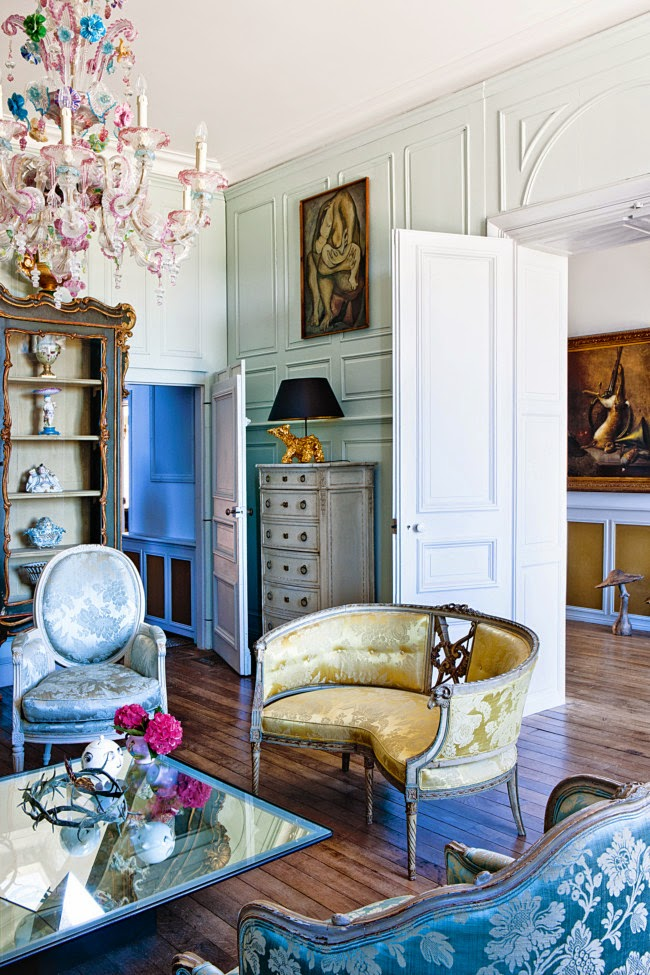 Places : Château de la Goujeonnerie, the Vendée by {Cool Chic Style Fashion}