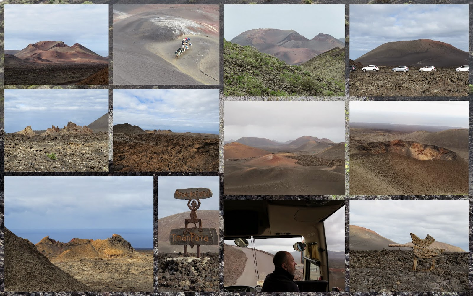What to do in Lanzarote in January: Timanfaya National Park in Lanzarote