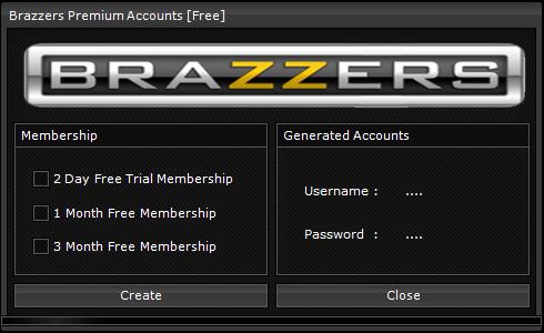 Brazzers accounts
