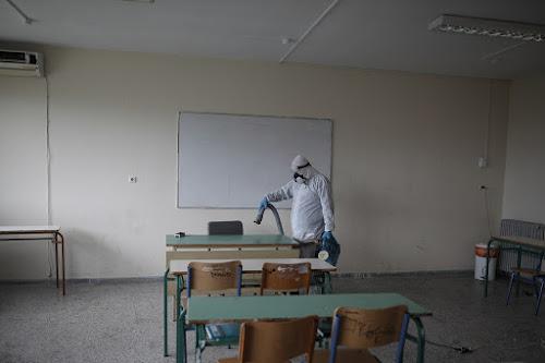 Επίσημο από ΕΟΔΥ για σχολεία: Πότε επιστρέφει η εξ αποστάσεως διδασκαλία - Τα μέτρα στις σχολικές αίθουσες
