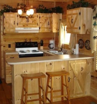 Aksesoris 33 Membuat Meja Dapur Dari Kayu Pallet