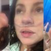 Mengerikan, Terpapar Covid-19, Wanita Ini Mengaku Seperti ada Pecahan Kaca di Paru-paru