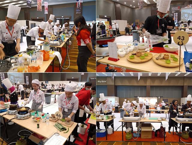 Medan Fusion Culinary 3: Melihat Langsung Event Kuliner di Hotel Santika Premiere Dyandra - 01