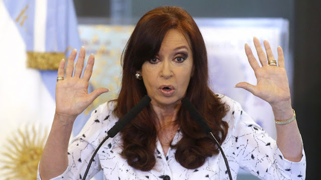 La Cámara Federal de Argentina ordena investigar a Cristina Fernández de Kirchner