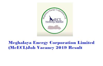 meecl written test result 2019