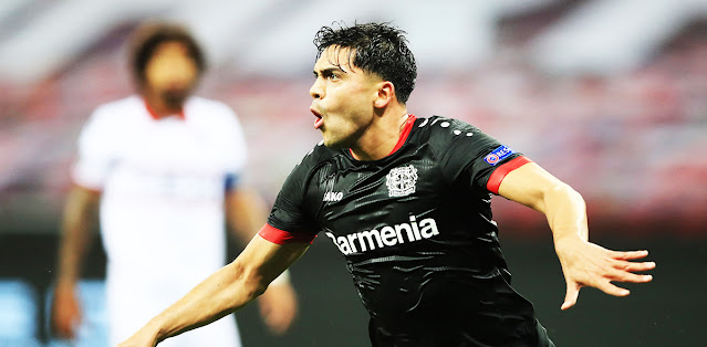 Bayer Leverkusen vs Nice – Highlights