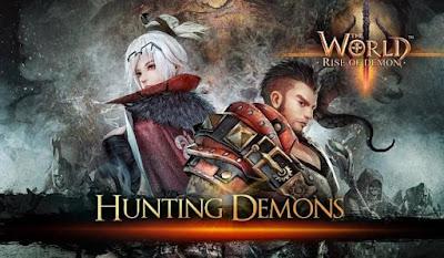 The World 3 Rise of Demon mod terbaru