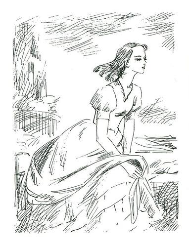 Иллюстрации к произведению ася тургенева