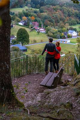 WesterwaldSteig 10. Etappe Limbach - Kloster Marienthal | Kroppacher Schweiz und Schieferbergwerk Assberg 15