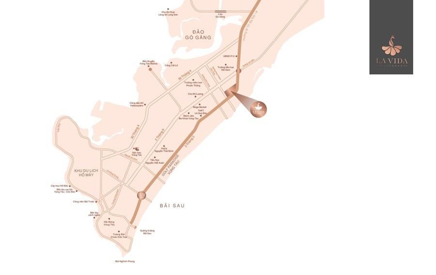 La Vida Residences khu đô thị kiểu mẫu đầu tiên tại Thành Phố Biển - Ảnh 2