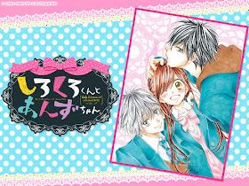 Shirokuro-kun to Anzu-chan de Sumire Momoi