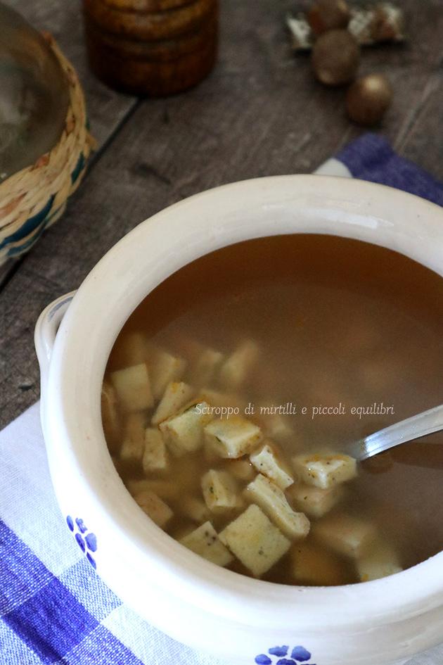 Zuppa reale abruzzese