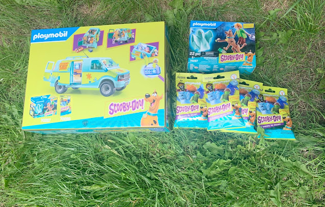 Playmobil Scooby Doo Toys