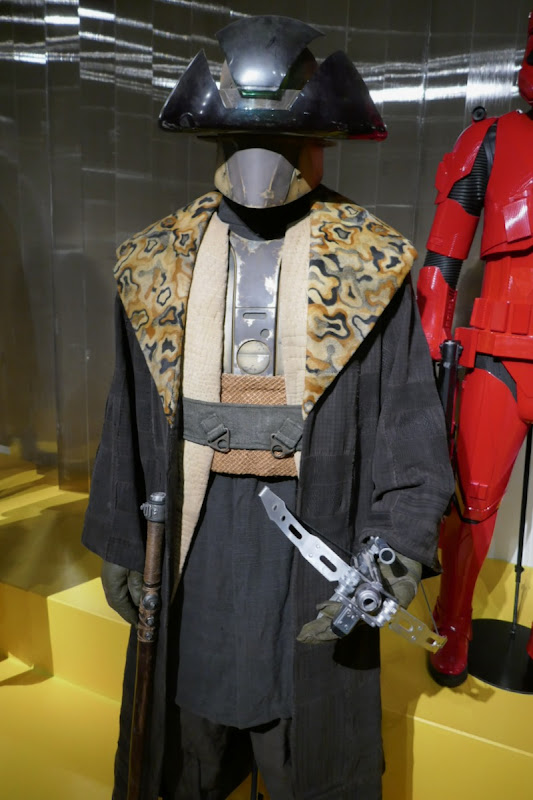 Star Wars Rise of Skywalker Lando Calrissian Pasaana costume