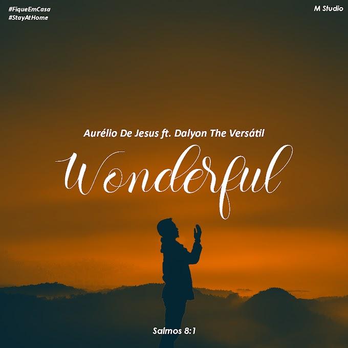 Aurélio De Jesus - Wonderful (Feat. Dalyon The Versátil) [Prod By: Mstudio]
