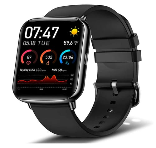 lujiangnan Fitness Tracker Touch Screen Smart Watch
