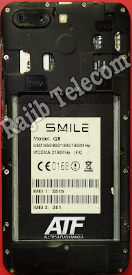 Smile Q8 (FX) Flash File