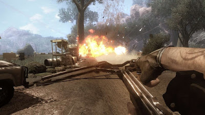 Download Far Cry 2 Highly Compressed Game For PC