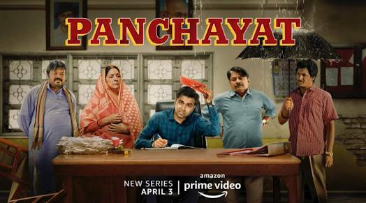 Panchayat - 10 Best Amazon Prime Hindi web series to Binge-watch