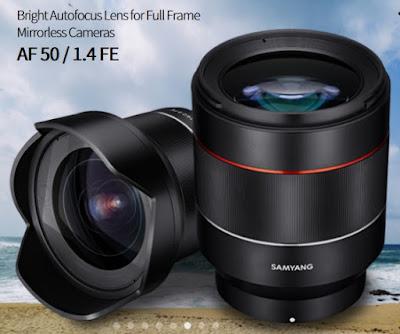 Harga Lensa Kamera Samyang Terbaru 2016