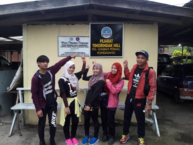 Bukit Tinorindak, Kundasang Sabah