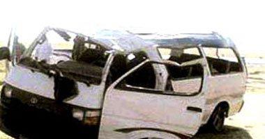 أخبار مصر - مقتل 5 أفراد جراء حادث مروري علي طريق اسكندريه الزراغي