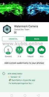 2 Cara Menambahkan Watermark Di Kamera Android