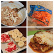 A Better Life with Burgers: Eggplant-Spaghetti Squash Lasagna and WIAW