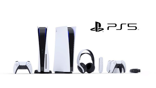 Official PS5 design released better than XBOX Series X