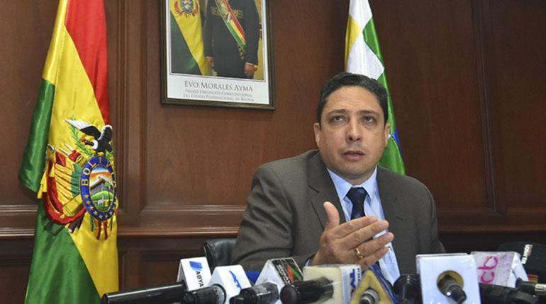 Arce es abogado personal de Morales y diseñó todo el aparato judicial a favor del