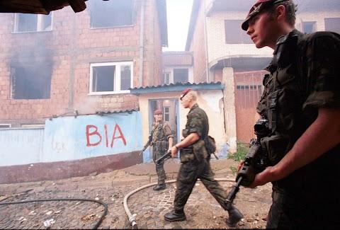 Belgrád: elfogadhatatlan a koszovói hadsereg megalakítása