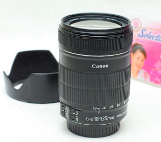 Jual Lensa Canon 18-135 IS 2nd