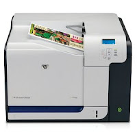 Imprimante HP Color Laserjet  CP3525 series
