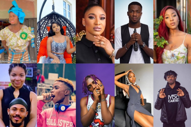 Here Is The Reason For The 'Ballooning' Number Of Celebrities In Nigeria