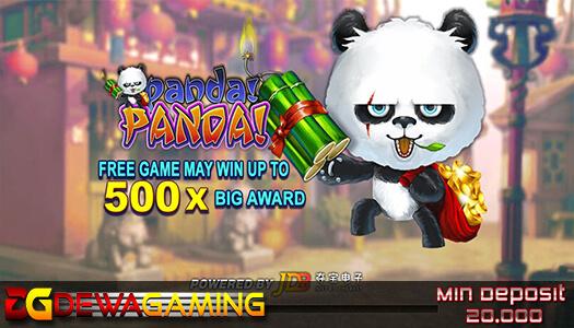 APK Fafaslot Panda Panda JDB Gaming