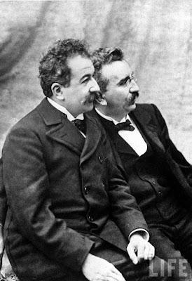 Οι αδερφοί Λυμιέρ - Lumière brothers