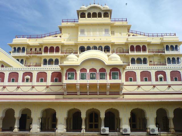 City Palace - Jaipur Rajasthan