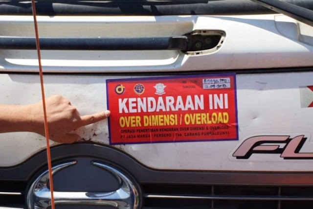 Mulai 9 Maret, Truk Kelebihan Muatan Jalur Priok-Bandung Akan Ditindak