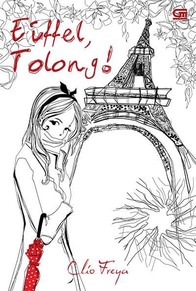 lonjak kegirangan jikalau ditawari liburan demam isu panas di Paris tanpa orangtua selama dua mi Clio Freya - Eiffel, Tolong!