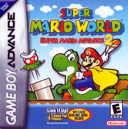 Super Mario Advance 2: Super Mario ( BR ) [ GBA ]
