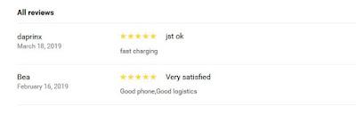 Buyers reviews of LeEco Le 2 on Jumia