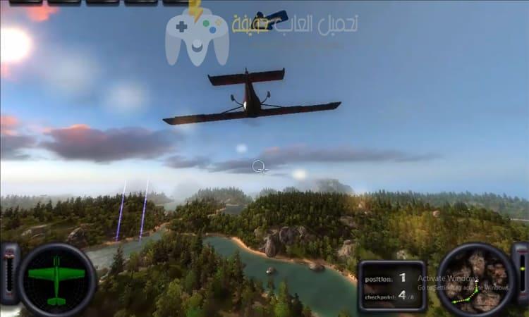 تحميل لعبة سباق الطائرات مجانا للكمبيوتر برابط مباشر