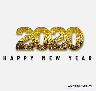 Happy New Year 2020 images greetings live