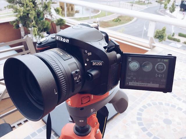 Equipo Instagramer y Bloguera - Nikon 5200