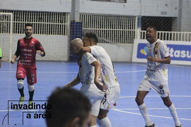 Galeria: Guarany 2 x 3 Passo Fundo Futsal